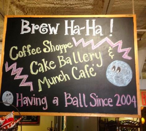 Welcome to Brew Ha Ha
