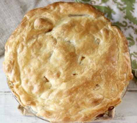 Beef Stew with Puff Pastry #SundaySupper