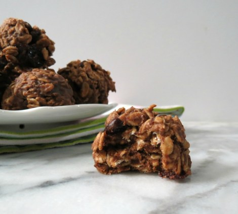 Chocolate-Almond-Cranberry-Breakfast-Cookies