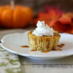 Pumpkin Cheesecake with a Twist