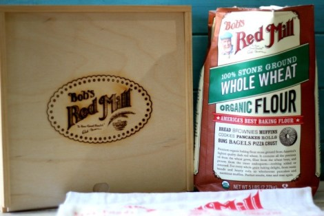 Bob's Red Mill Whole Wheat Organic Flour