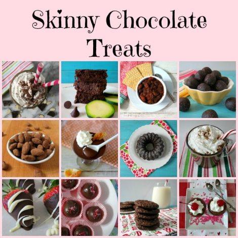 Skinny Chocolate Treats