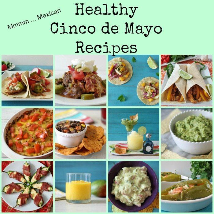 Healthy Cinco de Mayo Recipes