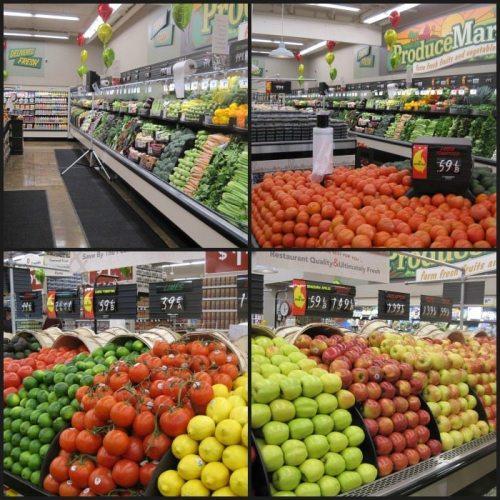 Smart & Final Extra Produce Section #ChooseSmart