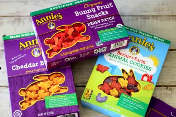 Annie's Homegrown Snacks
