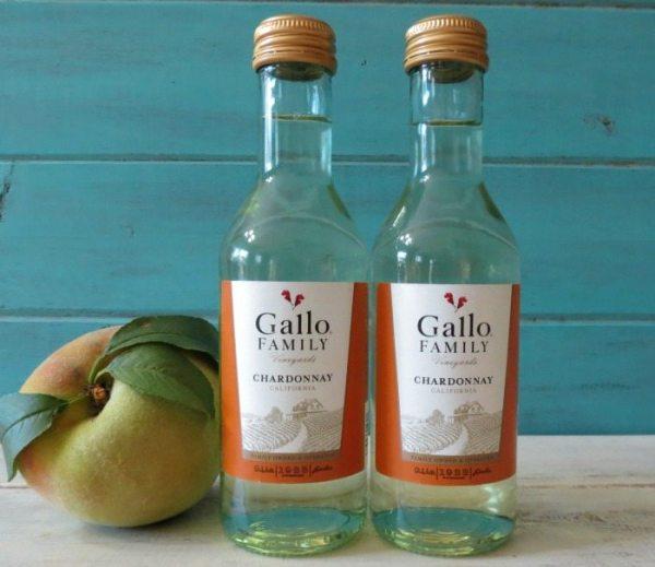 Gallo Family Vineyards Chardonnay #SundaySupper
