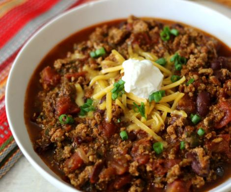 Spicy Turkey Chili TasteOrganicTurkey TurkeyTuesday Ad @FosterFarms