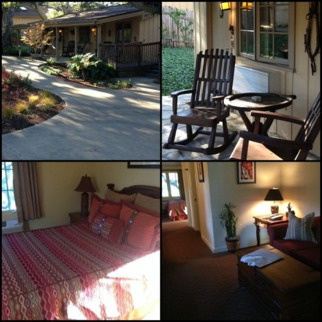 Holman Ranch Cottages