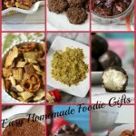 Easy to Make Homemade Foodie Gifts
