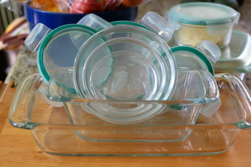 Bake, Serve and Store with OXO Glass Bakeware and Glass Food Storage