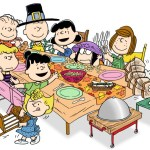 Happy Thanksgiving from the Peanuts