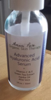 Advanced Hyaluronic Acid Serum Giveaway