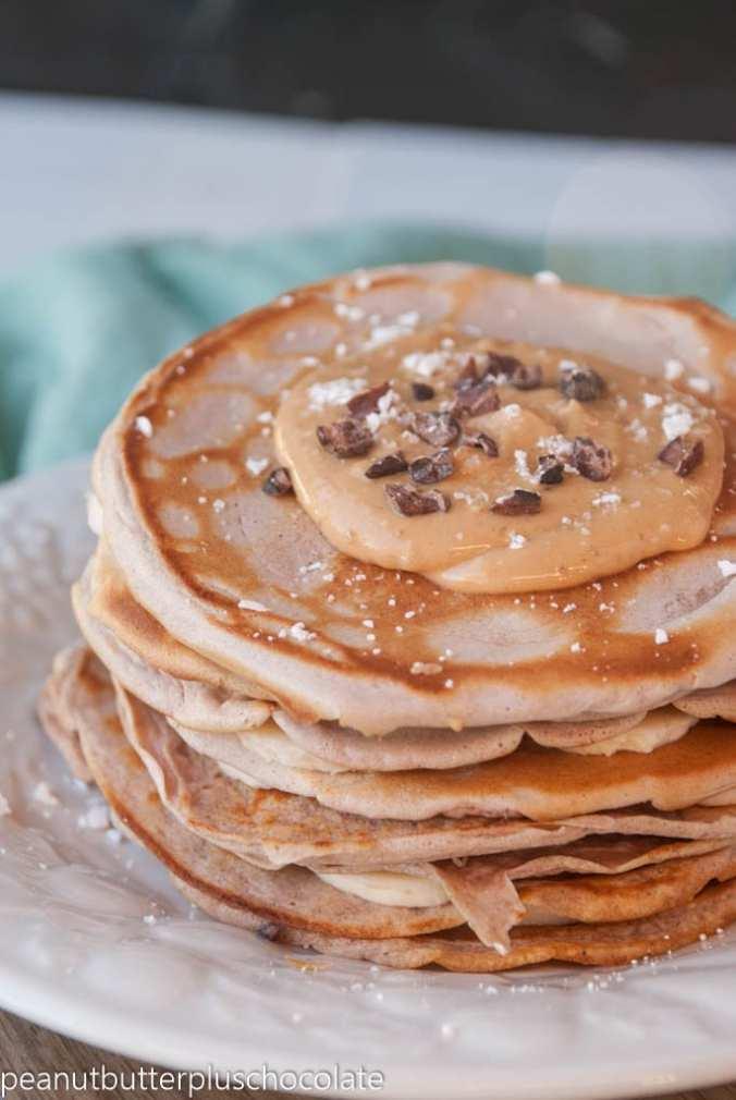 Two Ingredient No Carb Crepe Pancakes