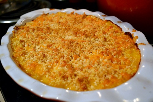 Goumet Cookbook Mac and Cheese