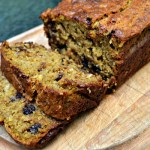 Coconut Pumpkin Chocolate Chip Banana Bread