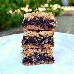 Peanut butter layers bars