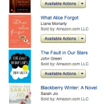 2013 Spring Reading List