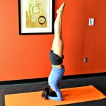 Yoga Tripod Headstand Tutorial {Video}