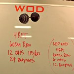 WOD + Eats + New Yoga Playlist