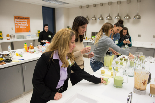 ALDI Hosts Bloggers at Corporate Headquarters in Batavia, Illinois