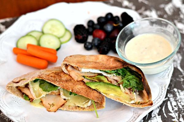 Zo S Kitchen Lean Turkey Pita recent eats: eating out - peanut butter runner