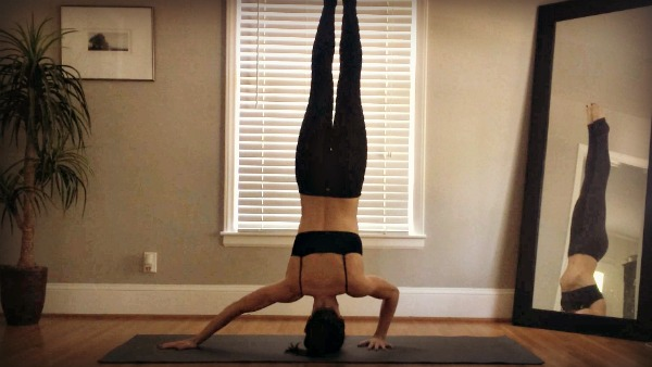 Headstand 8