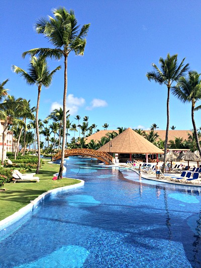 Majestic Colonial Resort Pool