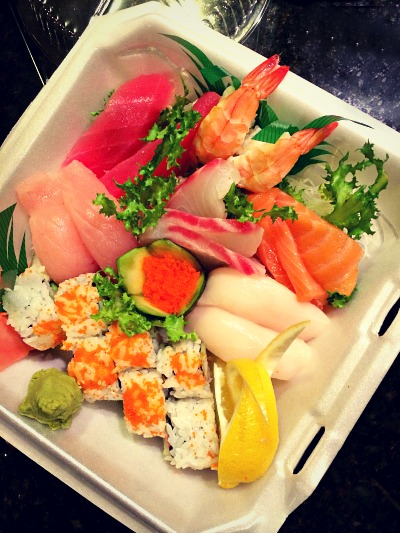 New Zealand Sushi