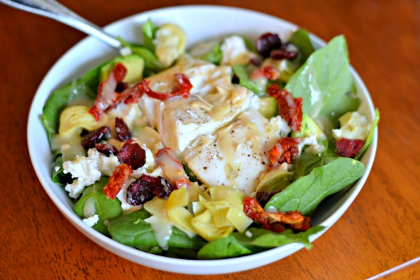 Halibut Salad