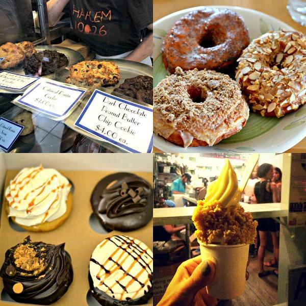 NYC Sweet Treats