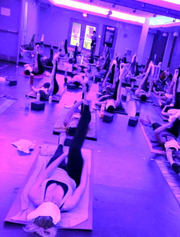 Twilight Flow at Y2 Yoga