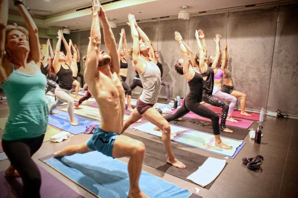 200-hour yoga teacher training at Y2 Yoga in Charlotte, NC