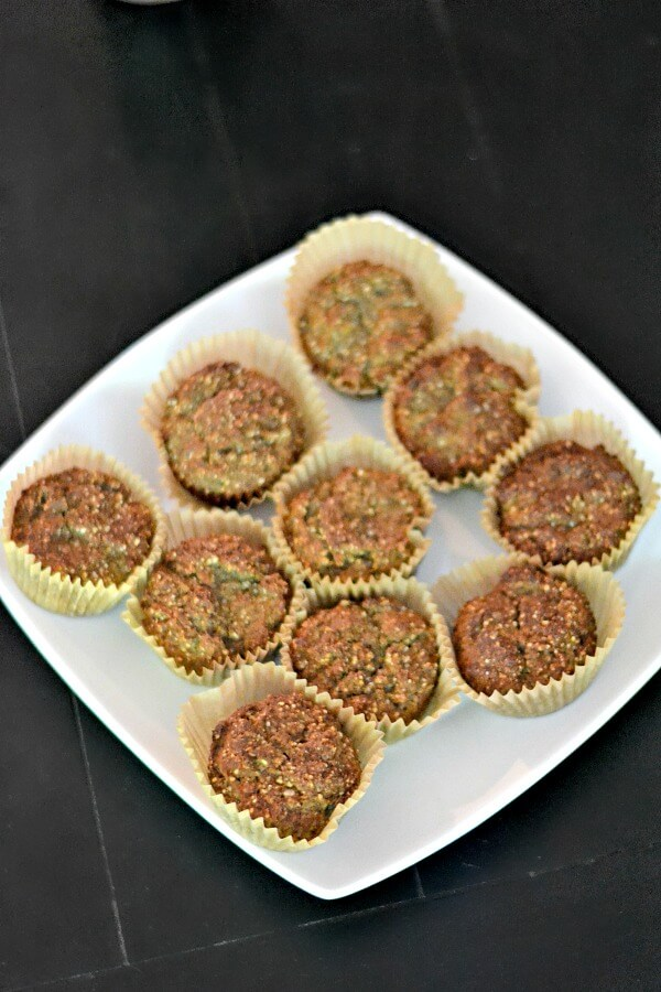 Perfect Paleo Banana Bread Muffins
