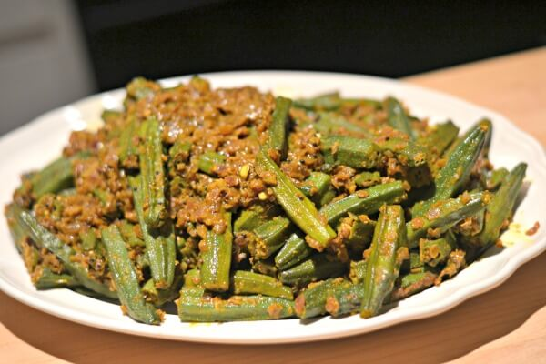Bhindi Okra Curry
