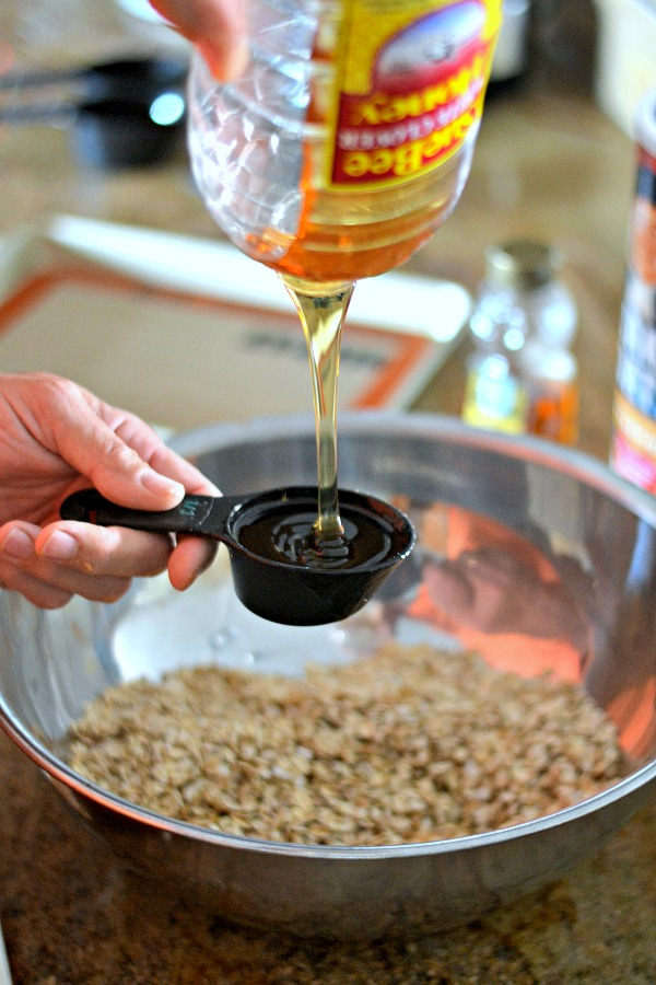 Basic Granola Prep