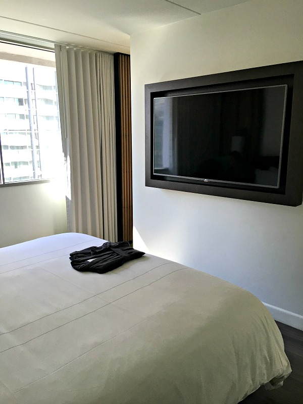 Charlotte Marriott City Center In-Room Entertainment