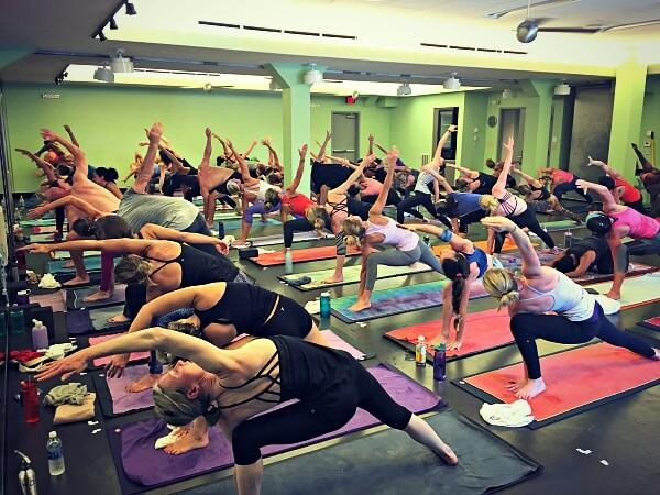 Y2 Yoga Class