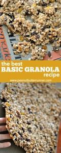 The Best Basic Granola