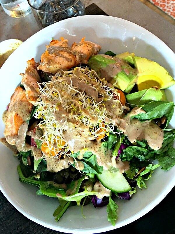 Namastay Kitchen Salad