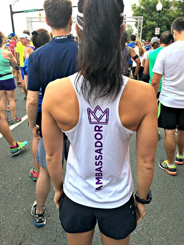 Charlotte Marathon Ambassador