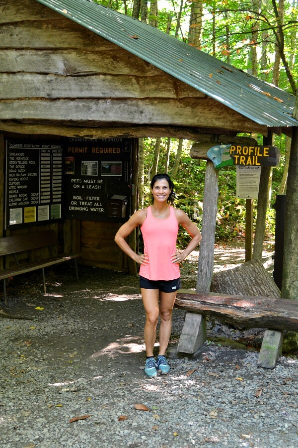 Profile Trail Head Grandfather Mountain