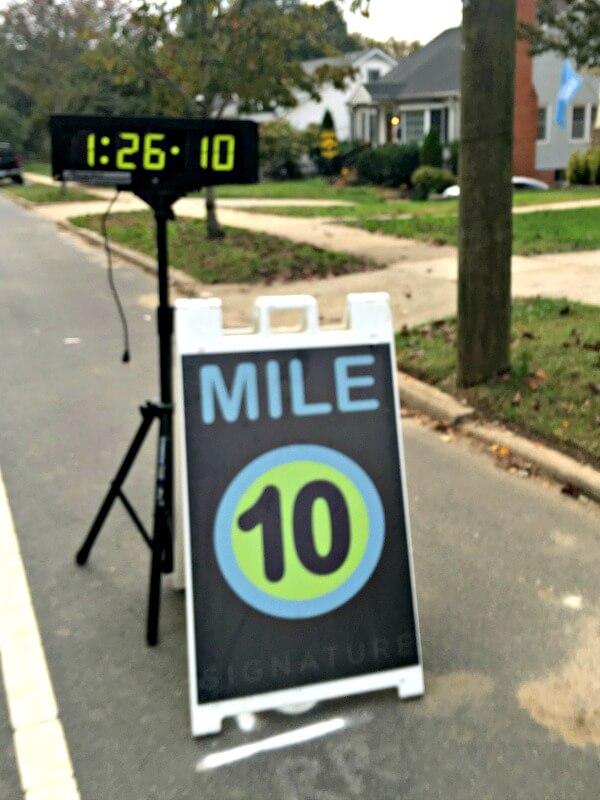 Rocktoberfest Half Marathon Recap