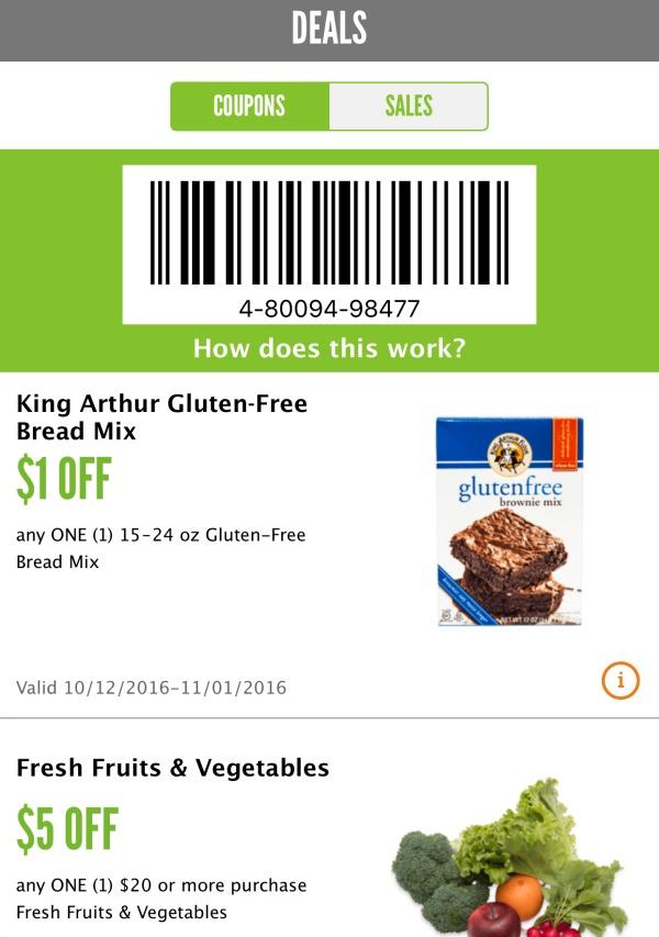 Whole Foods App