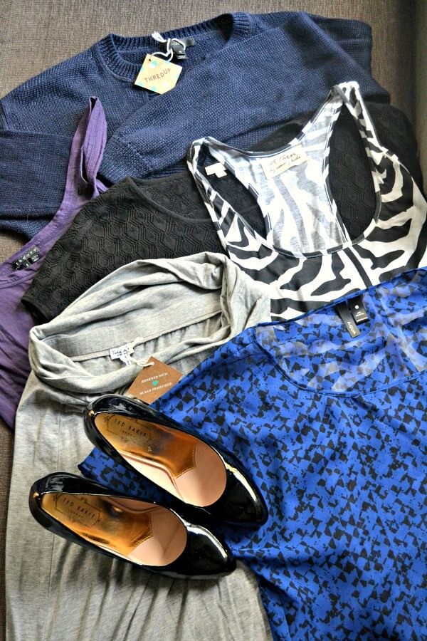 Secondhand fashion at amazing prices with thredUP