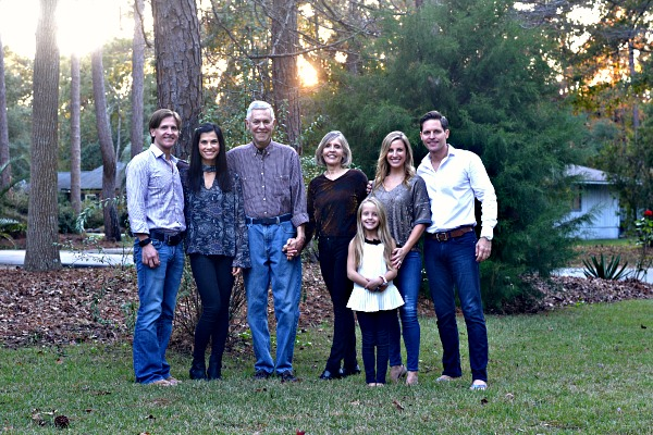 Thanksgiving Family Pic