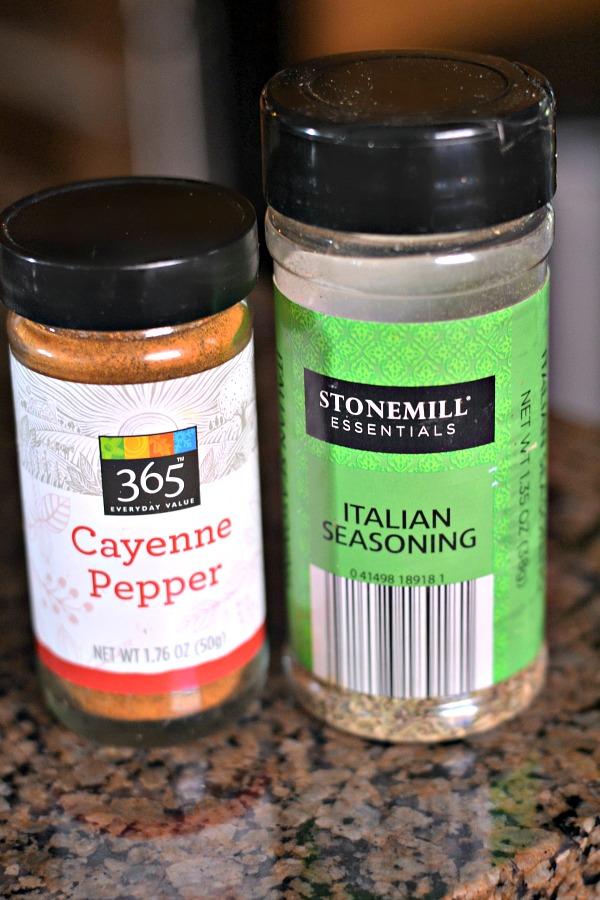 Spaghetti Sauce Spices