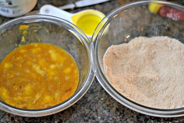 Gluten-Free & Paleo Pumpkin Banana Muffins Ingredients