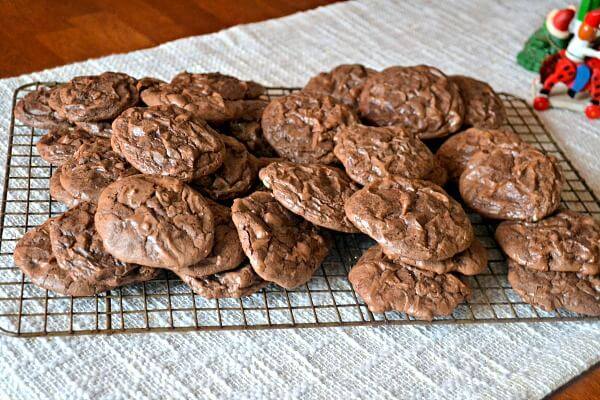 Giada Chocolate Andes Cookies