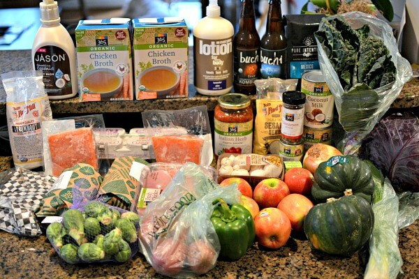 What I bought at Whole Foods on the Whole30.