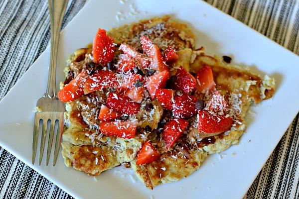 Three Ingredient Pancake